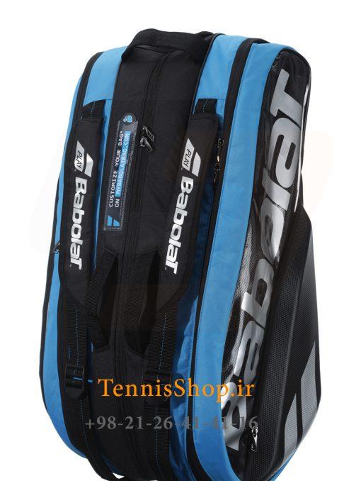 ساک تنیس بابولات سری Pure Drive مدل 9 راکته VS رنگ آبی