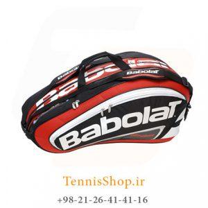 تنیس بابولات سری Team Line مدل 12 راکته رنگ قرمز 1 300x300 - ساک تنیس بابولات سری Team Line مدل 12 راکته رنگ قرمز