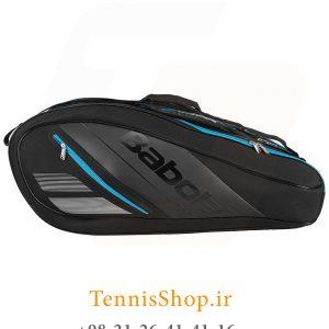 تنیس بابولات سری Team Line مدل 12 راکته رنگ مشکی آبی 2 300x300 - ساک تنیس بابولات سری Team Line مدل 12 راکته رنگ مشکی آبی