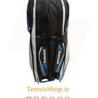 ساک تنیس بابولات سری Team Line مدل 6 راکته رنگ آبی (2)