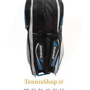 تنیس بابولات سری Team Line مدل 6 راکته رنگ آبی 2 300x300 - ساک تنیس بابولات سری Team Line مدل 6 راکته رنگ آبی