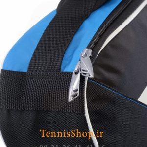 تنیس 3 راکته Babolat مدل Club رنگ آبی مشکی 3 300x300 - ساک تنیس بابولات سری Club مدل 3 راکته رنگ آبی مشکی