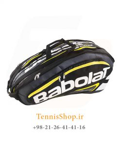 تنیس 9 راکته Babolat مدل TEAM LINE رنگ مشکی زرد 1 247x296 - ساک تنیس بابولات سری Team Line مدل 9 راکته رنگ مشکی زرد