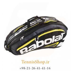 تنیس 9 راکته Babolat مدل TEAM LINE رنگ مشکی زرد 1 300x300 - ساک تنیس بابولات سری Team Line مدل 9 راکته رنگ مشکی زرد