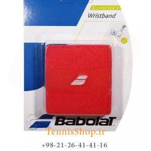 بند تنیس بابولات سری Comfort مدل 2 عددی رنگ قرمز 1 300x300 - مچ بند تنیس بابولات سری Comfort مدل 2 عددی رنگ قرمز