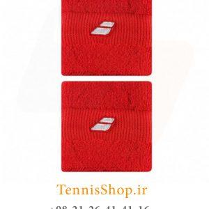 بند تنیس بابولات سری Comfort مدل 2 عددی رنگ قرمز 2 300x300 - مچ بند تنیس بابولات سری Comfort مدل 2 عددی رنگ قرمز