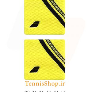 بند تنیس بابولات سری Double Line مدل 2 عددی رنگ زرد 2 300x300 - مچ بند تنیس بابولات سری  Double Line مدل 2 عددی  رنگ زرد