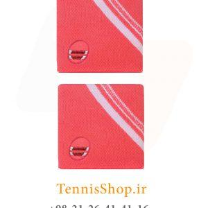 بند تنیس بابولات سری Double Line مدل 2 عددی رنگ صورتی 2 300x300 - مچ بند تنیس بابولات سری Double Line مدل 2 عددی رنگ صورتی