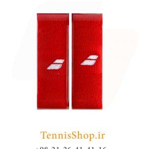 بند تنیس بابولات سری Jumbo مدل 2 عددی رنگ قرمز 2 300x300 - مچ بند تنیس بابولات سری Jumbo مدل 2 عددی رنگ قرمز