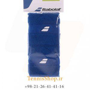 بند تنیس بابولات مدل 2 عددی رنگ آبی 1 300x300 - مچ بند تنیس بابولاتسری Mini Comfort مدل 2 عددی رنگ آبی