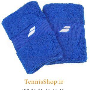 بند تنیس بابولات مدل 2 عددی رنگ آبی 2 300x300 - مچ بند تنیس بابولاتسری Mini Comfort مدل 2 عددی رنگ آبی