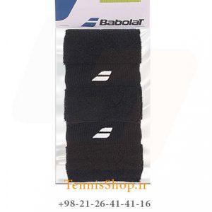 بند تنیس بابولات مدل 2 عددی رنگ مشکی 1 300x300 - مچ بند تنیس بابولاتسری Mini Comfort مدل 2 عددی رنگ مشکی