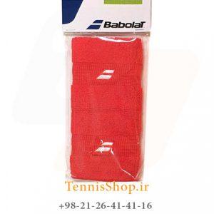 بند تنیس سری Mini Comfort بابولات مدل 2 عددی رنگ قرمز 1 300x300 - مچ بند تنیس بابولات سری Mini Comfort مدل 2 عددی رنگ قرمز