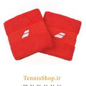 بند تنیس سری Mini Comfort بابولات مدل 2 عددی رنگ قرمز 2 300x300 - مچ بند تنیس بابولات سری Mini Comfort مدل 2 عددی رنگ قرمز
