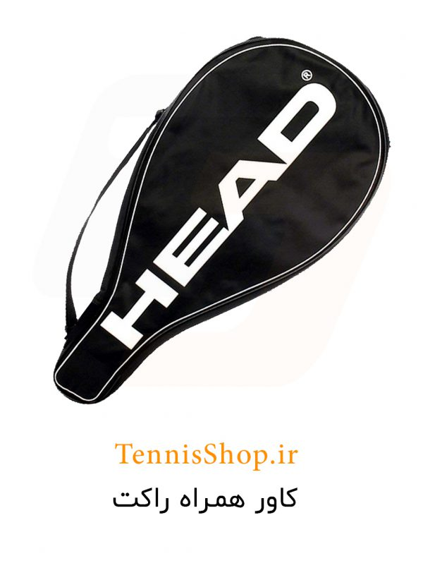 راکت تنیس هد 600x798 - راکت تنیس بچه گانه هد سری Radical مدل 21
