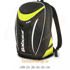 پشتی تنیس بابولات سری Club رنگ مشکی زرد 1 300x300 - کوله پشتی تنیس بابولات سری Club رنگ مشکی زرد