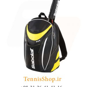 پشتی تنیس بابولات سری Club رنگ مشکی زرد 2 300x300 - کوله پشتی تنیس بابولات سری Club رنگ مشکی زرد