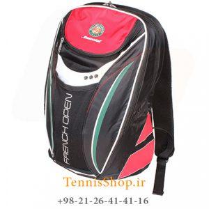 پشتی تنیس بابولات سری Club French Open رنگ مشکی قرمز 1 300x300 - کوله پشتی تنیس بابولات سری Club French Open رنگ مشکی قرمز
