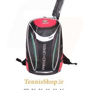 پشتی تنیس بابولات سری Club French Open رنگ مشکی قرمز 3 300x300 - کوله پشتی تنیس بابولات سری Club French Open رنگ مشکی قرمز