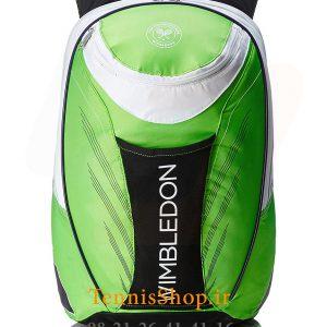 پشتی تنیس بابولات سری Club Wimbledon رنگ سبز سفید 4 300x300 - کوله پشتی تنیس بابولات سری Club Wimbledon رنگ سبز سفید