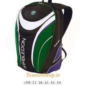 پشتی تنیس بابولات سری Club Wimbledon رنگ مشکی سبز سفید 1 300x300 - کوله پشتی تنیس بابولات سری Club Wimbledon رنگ مشکی سبز سفید