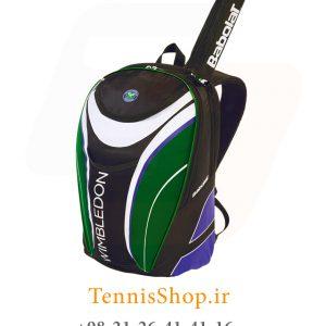 پشتی تنیس بابولات سری Club Wimbledon رنگ مشکی سبز سفید 3 300x300 - کوله پشتی تنیس بابولات سری Club Wimbledon رنگ مشکی سبز سفید