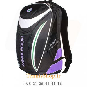 پشتی تنیس بابولات سری Club Wimbledon رنگ مشکی 1 300x300 - کوله پشتی تنیس بابولات سری Club Wimbledon رنگ مشکی بنفش