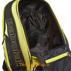 پشتی تنیس بابولات سری Pure Aero مدل 2019 رنگ مشکی زرد 6 300x300 - کوله پشتی تنیس بابولات سری Pure Aero مدل 2019 رنگ مشکی زرد
