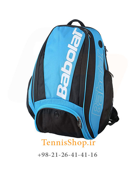 کوله پشتی تنیس بابولات سری Pure Drive رنگ آبی مشکی