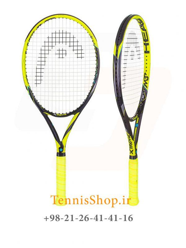 2 عدد راکت تنیس هد سری Extreme مدل Mp تکنولوژی Touch 5 600x798 - 2 عدد راکت تنیس هد سری Extreme مدل Mp تکنولوژی Touch