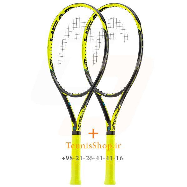 2 عدد راکت تنیس هد سری Extreme مدل Mp تکنولوژی Touch X 600x600 - 2 عدد راکت تنیس هد سری Extreme مدل Mp تکنولوژی Touch