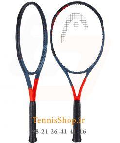 تنیس هد سری Graphene 360 Radical مدل S 2 247x296 - راکت تنیس هد سری Radical مدل S تکنولوژی گرافن 360