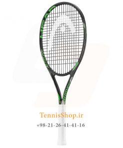 تنیس هد سری Mx Attitude مدل Elite رنگ سبز 1 247x296 - راکت تنیس هد سری Mx Attitude مدل Elite رنگ سبز