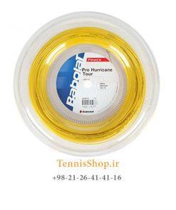 رول تنیس بابولات سری pro hurricane tour مدل 1.25 رنگ زرد 247x296 - زه رول تنیس بابولات سری pro hurricane tour مدل 1.25 رنگ زرد