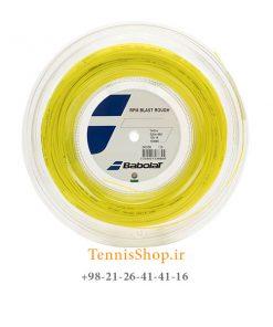 رول تنیس بابولات سری rpm blast rough مدل 1.25 رنگ زرد 247x296 - زه رول تنیس بابولات سری RPM BLAST ROUGH مدل 1.25 رنگ زرد