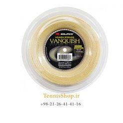 زه رول تنیس سولینکو سری Vanquish مدل 1.30 رنگ طلایی