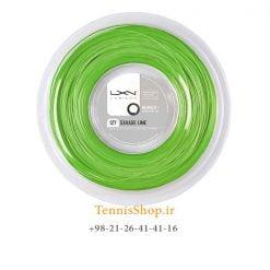 زه رول تنیس لوکسیلون سری SAVAGE مدل 1.27 رنگ سبز