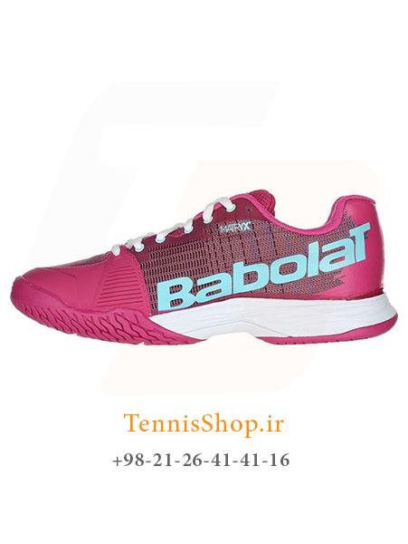 کفش تنیس زنانه بابولات مدل Jet Mach I رنگ بنفش