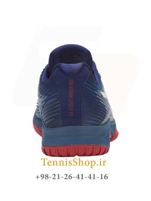 """تنیس مردانه آسیکس سری Solution Speed FF رنگ آبی سفید 6 <p style=""""text-align: justify;""""><span style=""""color: #000000;""""><span style=""""color: #ff6600;""""><strong><a style=""""color: #ff6600;"""" href=""""https://tennisshop.ir/product-category/%d8%ae%d8%b1%db%8c%d8%af-%da%a9%d9%81%d8%b4-%d8%aa%d9%86%db%8c%d8%b3/%d8%a8%d8%b1%d9%86%d8%af-%da%a9%d9%81%d8%b4-%d8%aa%d9%86%db%8c%d8%b3/%da%a9%d9%81%d8%b4-%d8%aa%d9%86%db%8c%d8%b3-%d8%a7%d8%b3%db%8c%da%a9%d8%b3/"""" target=""""_blank"""" rel=""""noopener noreferrer"""">کفش تنیس اسیکس</a></strong> <a style=""""color: #ff6600;"""" href=""""https://tennisshop.ir/series/%d8%a7%d8%b3%db%8c%da%a9%d8%b3-solution-speed/""""><strong>سری Solution Speed FF</strong></a></span> رنگ آبی از محصولات برند اسیکس است طراحی شده برای تنیس بازانی که به دنبال کفش هایی سبک هستند دارای کفی قابل تعویض که در صورت نیاز قابلیت جدا شدن دارد تا کفی دلخواه طبی را جایگزین آن کنید . با تکنولوژی </span><span style=""""color: #000000;"""">جد</span><span style=""""color: #000000;"""">ید </span><span style=""""color: #000000;""""><a href=""""https://mag.tennisshop.ir/%d8%aa%da%a9%d9%86%d9%88%d9%84%d9%88%da%98%db%8c-%da%a9%d9%81%d8%b4-%d9%87%d8%a7%db%8c-%d8%aa%d9%86%db%8c%d8%b3-%d8%a7%d8%b3%db%8c%da%a9%d8%b3/"""" target=""""_blank"""" rel=""""noopener noreferrer""""><span style=""""color: #0000ff;""""><strong>AHAR</strong> </span></a>باعث افزایش استحکام و راحتی در هنگام حرکت می شود. همچنین تکنولوژی <span style=""""color: #0000ff;""""><strong><a style=""""color: #0000ff;"""" href=""""https://mag.tennisshop.ir/%d8%aa%da%a9%d9%86%d9%88%d9%84%d9%88%da%98%db%8c-%da%a9%d9%81%d8%b4-%d9%87%d8%a7%db%8c-%d8%aa%d9%86%db%8c%d8%b3-%d8%a7%d8%b3%db%8c%da%a9%d8%b3/"""" target=""""_blank"""" rel=""""noopener noreferrer"""">FLYTEFOAM</a> </strong></span>استفاده شده در این کفش موجب کاهش چشمگیر وزن کفش می شود.</span></p> <a href=""""https://mag.tennisshop.ir/%d8%aa%da%a9%d9%86%d9%88%d9%84%d9%88%da%98%db%8c-%da%a9%d9%81%d8%b4-%d9%87%d8%a7%db%8c-%d8%aa%d9%86%db%8c%d8%b3-%d8%a2%d8%b3%db%8c%da%a9%d8%b3/"""" target=""""_blank"""" rel=""""https://mag.tennisshop.ir/%d8%aa%da%a9%d9%86%d9%88%d9%84%d9%88%da%98%db%8c-%da%"""
