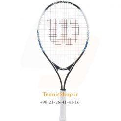 راکت تنیس بچگانه ویلسون سری US Open مدل 25