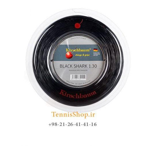 زه رول تنیس کریشبام سری BLACK SHARK مدل 1.30 رنگ مشکی