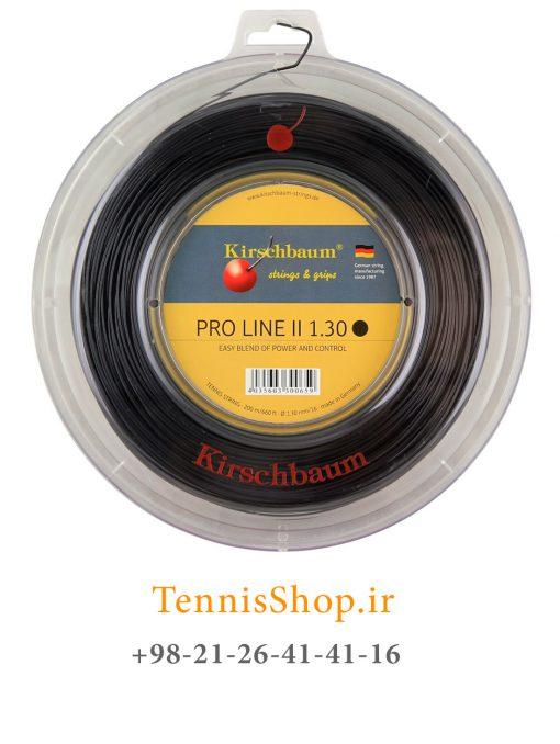 زه رول تنیس کریشبام سری PRO LINE II مدل 1.30 رنگ مشکی