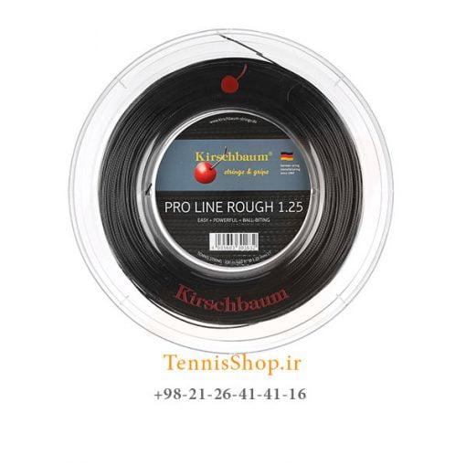 زه رول تنیس کریشبام سری PRO LINE ROUGH مدل 1.25 رنگ مشکی