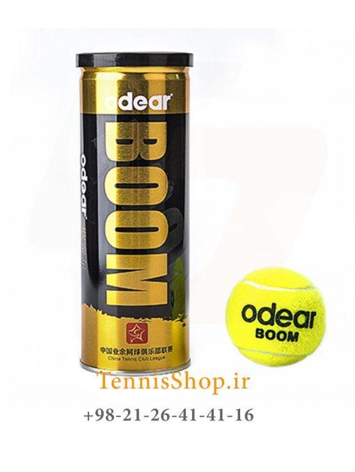 قوطی سه تایی توپ تنیس اودیر سری BOOM New