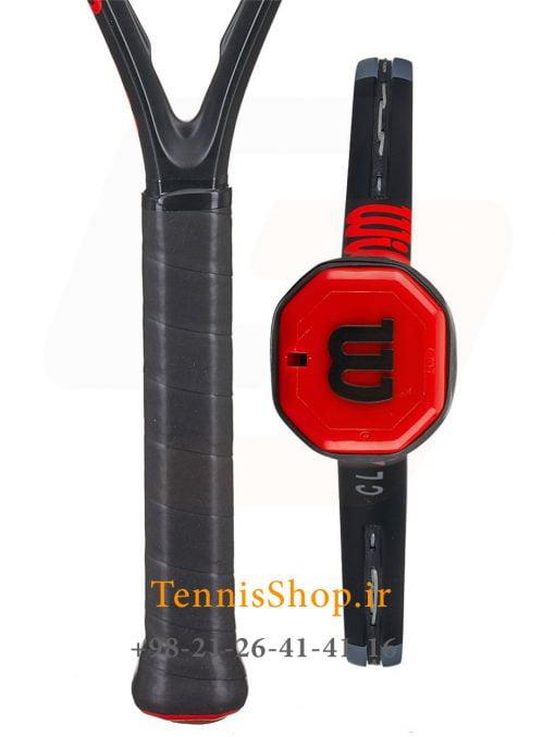 راکت تنیس بچگانه ویلسون سری CLASH مدل 26
