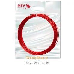 زه مولتی ست ام اس وی سری Hepta Twist مدل 1.30 رنگ قرمز