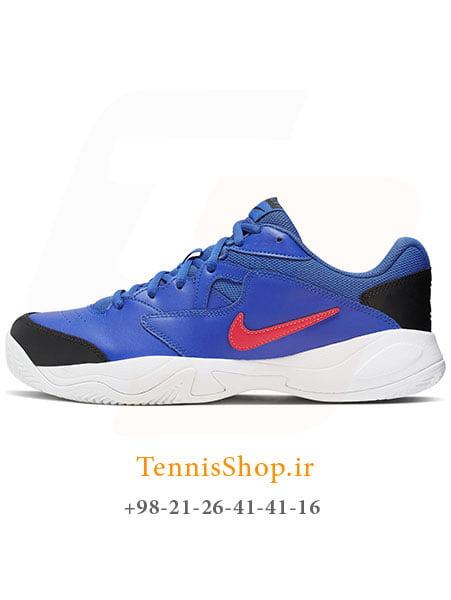 کفش تنیس مردانه نایک سری COURT LITE 2مدل clay