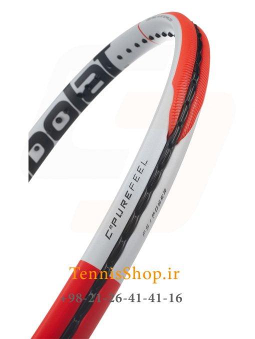 راکت تنیس بابولات سری Pure Strike مدل Team 3rd Gen