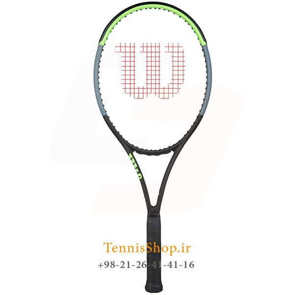 راکت تنیس ویلسون سری BLADE مدل 100L V7 (1)