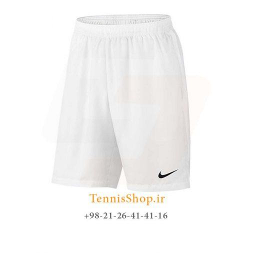 شلوارک تنیس نایک مدل Court Dry رنگ سفید